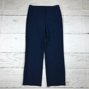 St. John straight leg dress pants trousers C5